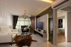 Custom Living Room Interior