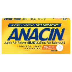 Anacin Tablet