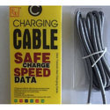 Grey Car Mobile Cables