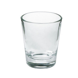 1.5Oz Clear Shot Glass Sublimation Printable Blanks Serve Short Drink Party Use