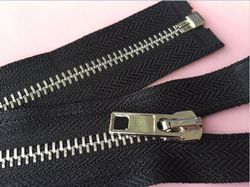 olympic Luggage Metal Zippers, Size/dimension: No.5