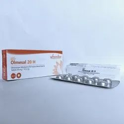 Olmesal 20 H Tablets