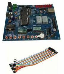 AVR ATMega16/32 Microcontroller Development Board, For Experimental & Learning, Binary