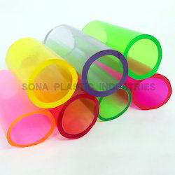 PVC Transparent Coloured Tubing
