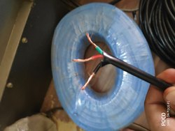 3 Core 2 5 Sqmm Copper Cable For Multiple Usage