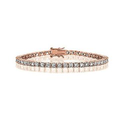Fancy Diamond Bracelet