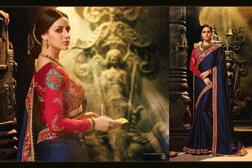 Manufacturer Of Lehenga Choli Designer Sarees By Jau Fashion Surat