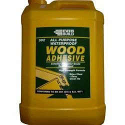 Ever Build Wood Adhesive For Plywood, Packaging Type: Plastic Bucket