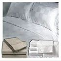 600 TC Jacquard Bed Sheets