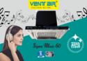 Ventair Kitchen Chimney Sigma Music 60