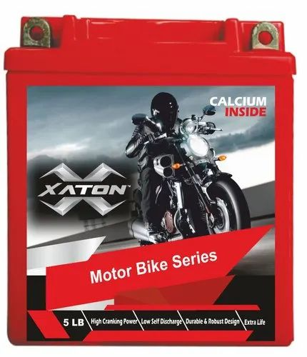Xaton 2.5 Ah Bike Battery