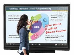BenQ Android Corporate Interactive Panel, For Office, Industry & More, Model Number/name: Rp654k