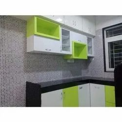 Wooden Wall Mounted Kitchen Cabinet