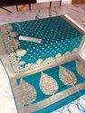 Banarasi Silk Jacquard Saree