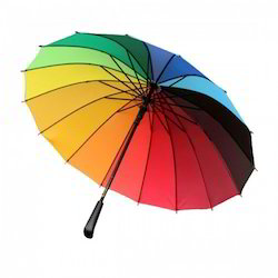 3 Piece Umbrella Large Size To Accommodate Two People