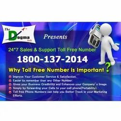 1 - 2 Days Toll Free Number Service