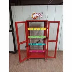 Chips Display Rack
