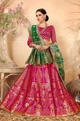 PR Fashion New Silk Lehenga Choli