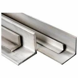 V Shape Mild Steel Angle, For Industrial, Thickness: 5 Mm