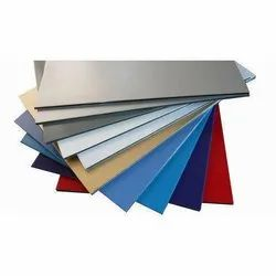 Aluminum Coloured Sheets