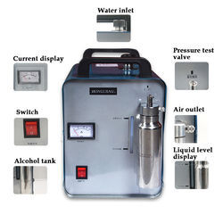 Acrylic Flame Polish Machine
