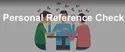 Personal Reference Check