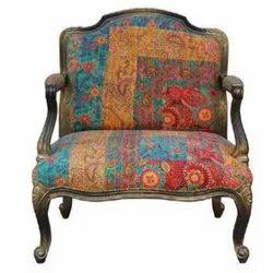 Modern Printed Designer Sofa Chair