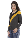 Casual Wear Ladies Cotton Full Sleeve T-Shirt