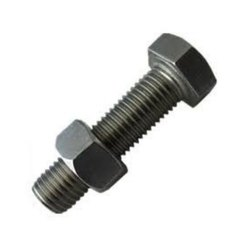 Mild Steel Round Bolt, Size: 1 Inch - 7 Inch