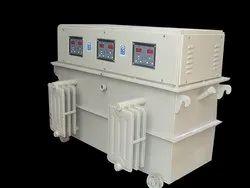 Three Phase 415 VOLT Servo Stabilizer, 415, 360 TO 450 VOLT