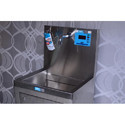 1 Bay Stainless Steel Scrub Sink