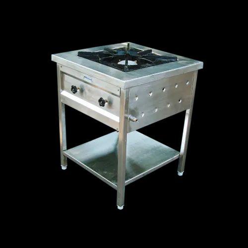 Stainless Steel Cooking Range