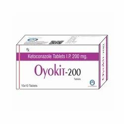 Ketoconazole Tablets IP 200 mg
