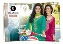 Kalarang Twinkle Series 311-314 Stylish Party Wear Cotton Suit