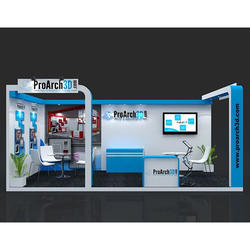 Stage Portable Stall Design