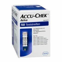 Accu-Check Aviva Test Strip, 20 mIU/mL