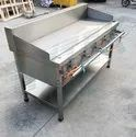 Commercial Gas Griddle Standing Type, For Restaurants