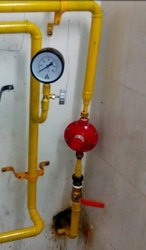 LPG Gas Pipe Line