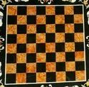 Antique Dining Table Top Pietra Dura Inlay Table Top