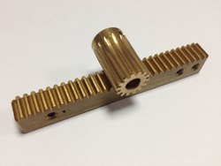 Brass Rack