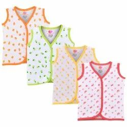 Cotton Blend Vest for Kids Girls and Boys