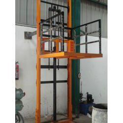 Wall Mounted Hydraulic Lift