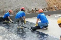 Sika Membrane Waterproofing Work