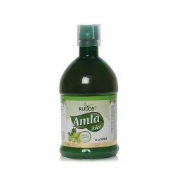 1.5 Year Kudos Amla Juice, Packaging Type: Bottle, Packaging Size: 1000 ml