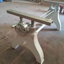 Hure Crank Table Base