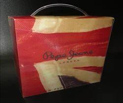 Printed Polypropylene Packaging Box
