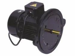 Divini Foot,Flange And Face Single Phase Burner Motor, IP Rating: IP54 & IP55, 220 V