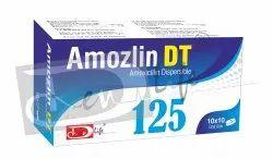 Amoxicllin Dispersible Tablets 125mg