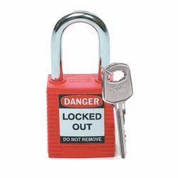 Red Premier Lockout Safety Padlocks
