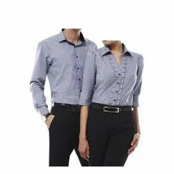 Cotton Employee Formal Corporate Uniform, for Office